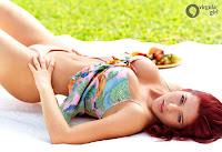 Lívia Andrade pelada