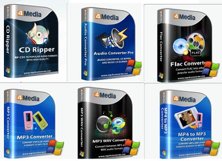 4Media-Softwares-Pack