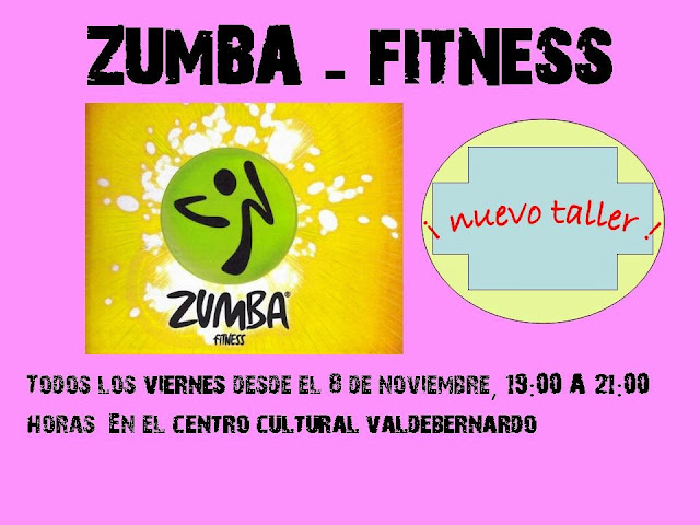 Taller de Zumba Fitness en Valdebernardo