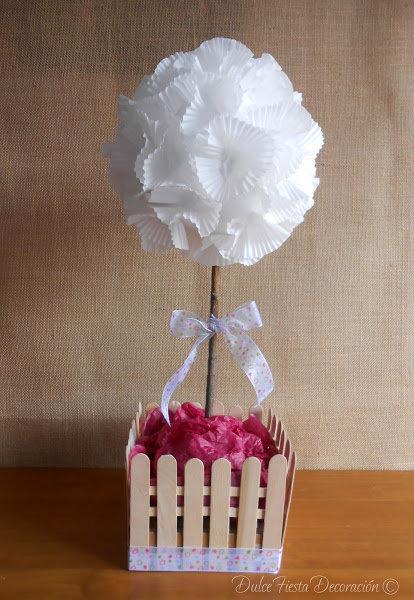 Ideas y cosas para tus fiestas infantiles Con papel y carton
