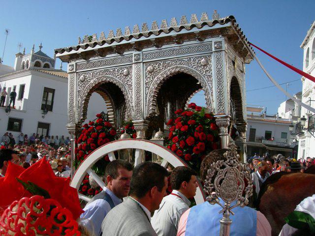 Orfebreria sevillana carretas - El puerto de santa maria granada ...