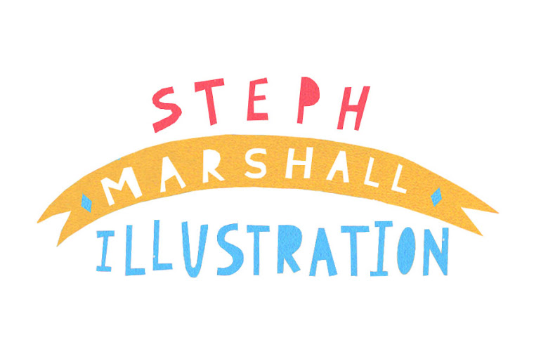Steph Marshall Illustration