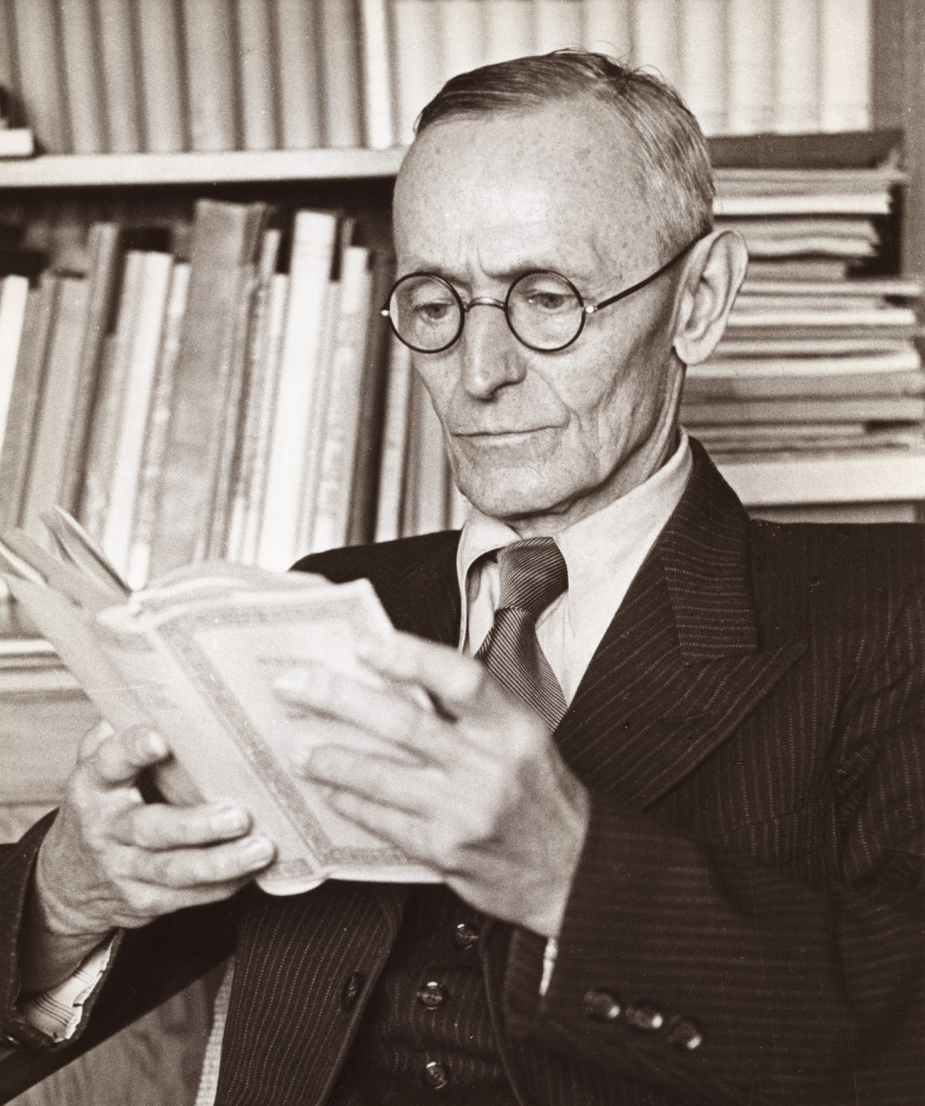 Hermann hesse essay on trees