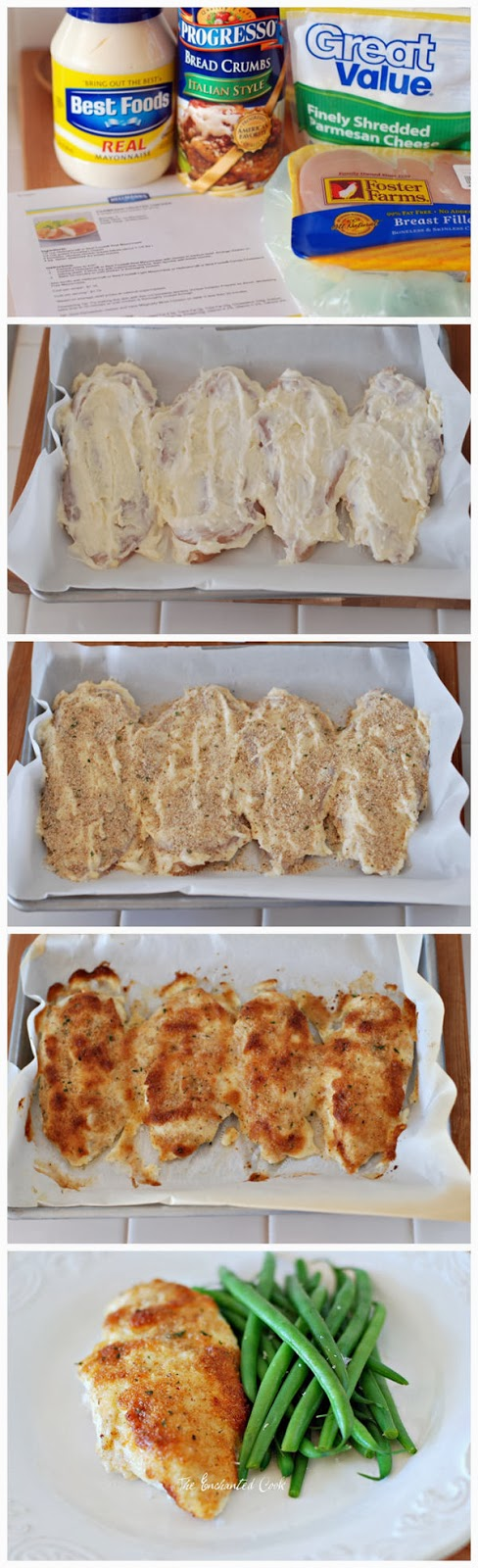 Parmesan Crusted Chicken - Latest Food