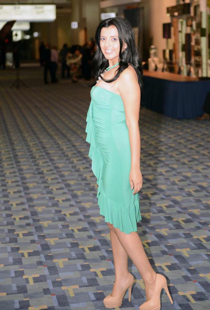 Outfit Gala Fiesta DC 2014