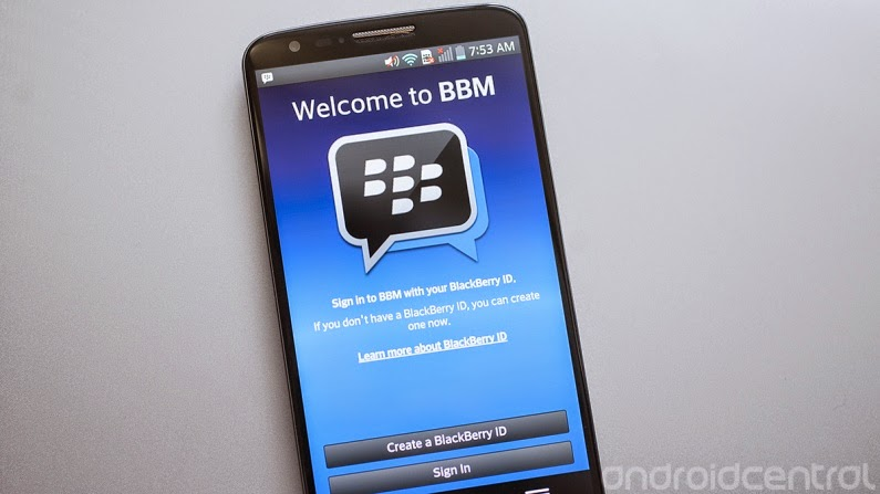 How To Install BBM on lower android versions like Gingerbread (Android 2.3)