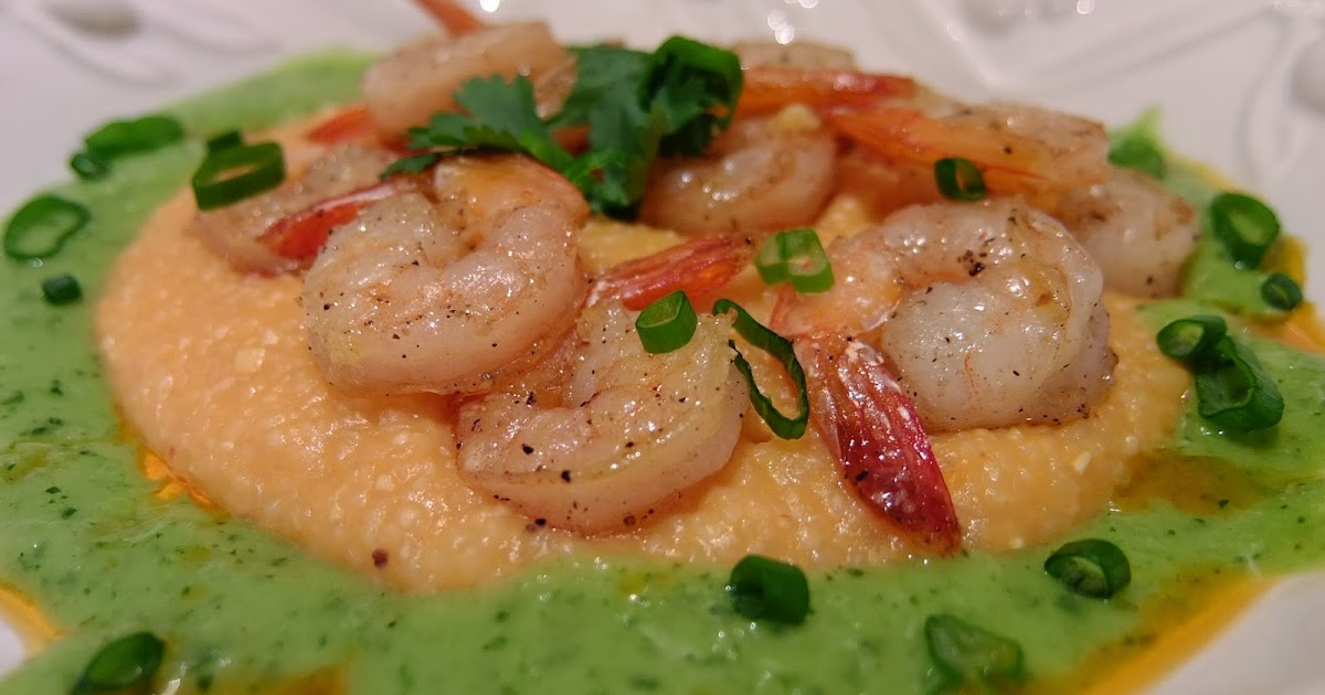 Dinner Night: Shrimp and Grits go West!