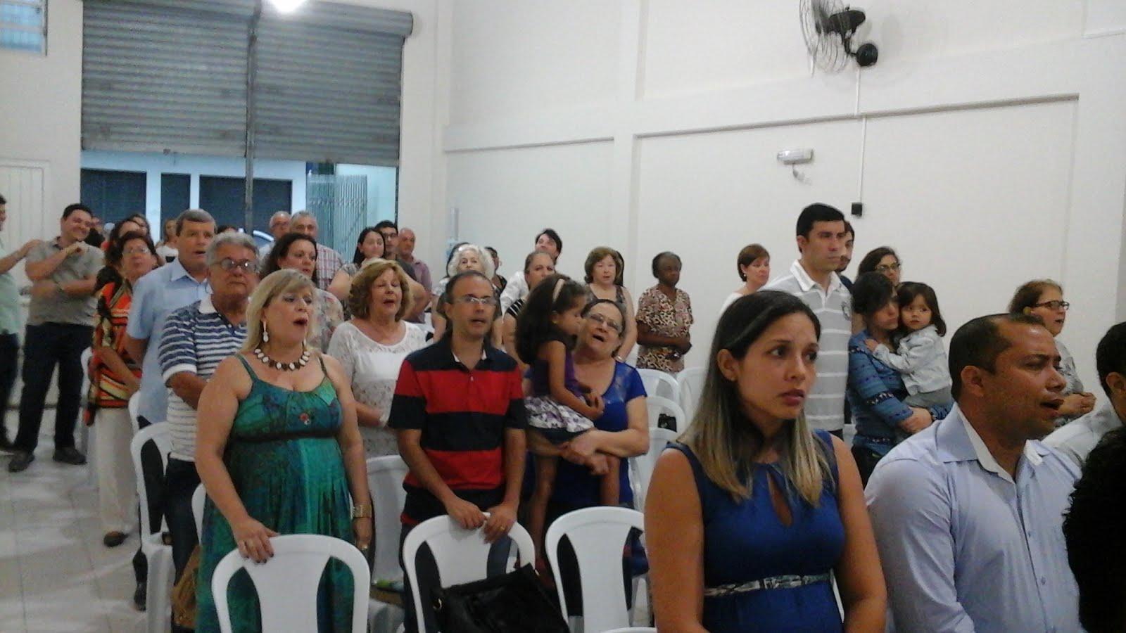 LUGAR DE CELEBRAÇÃO AO SENHOR