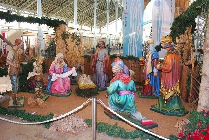 Nadal 2014 - Mercat Colom de València