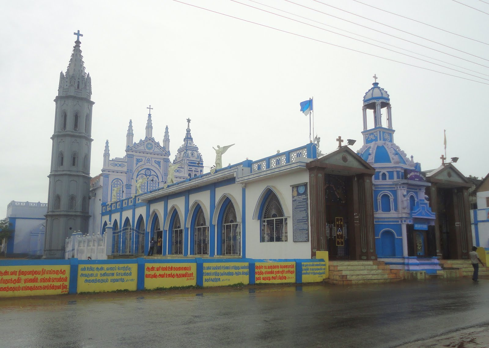 Tuticorin India  city pictures gallery : http://en.wikipedia.org/wiki/Our Lady of Snows Basilica