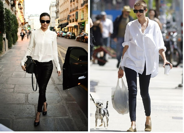 The Classic White Shirt-35706-sickoffashion