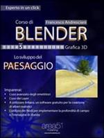 Corso di Blender - Lezione 5 - eBook