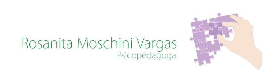 Psicopedagoga Rosanita Moschini Vargas