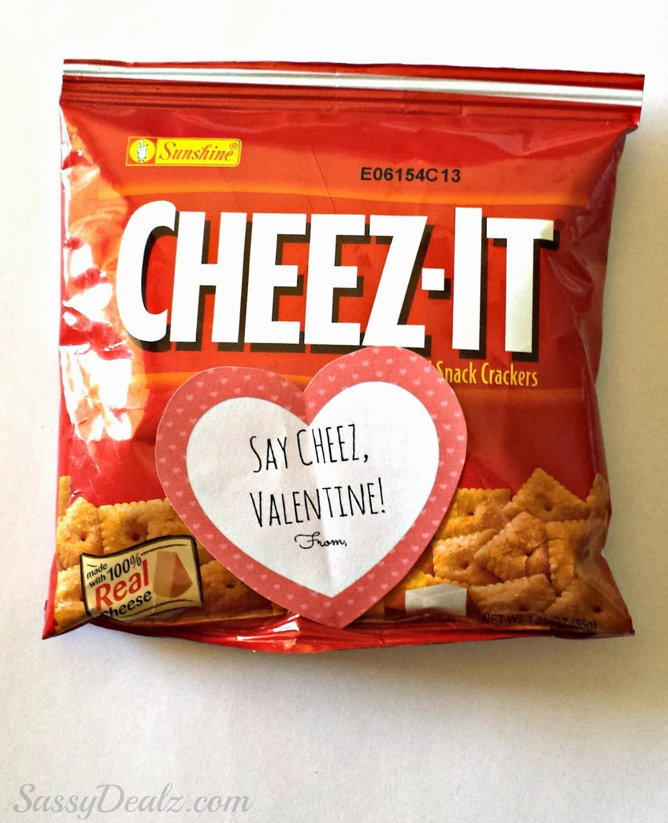 non-candy valentines day gift cheezit