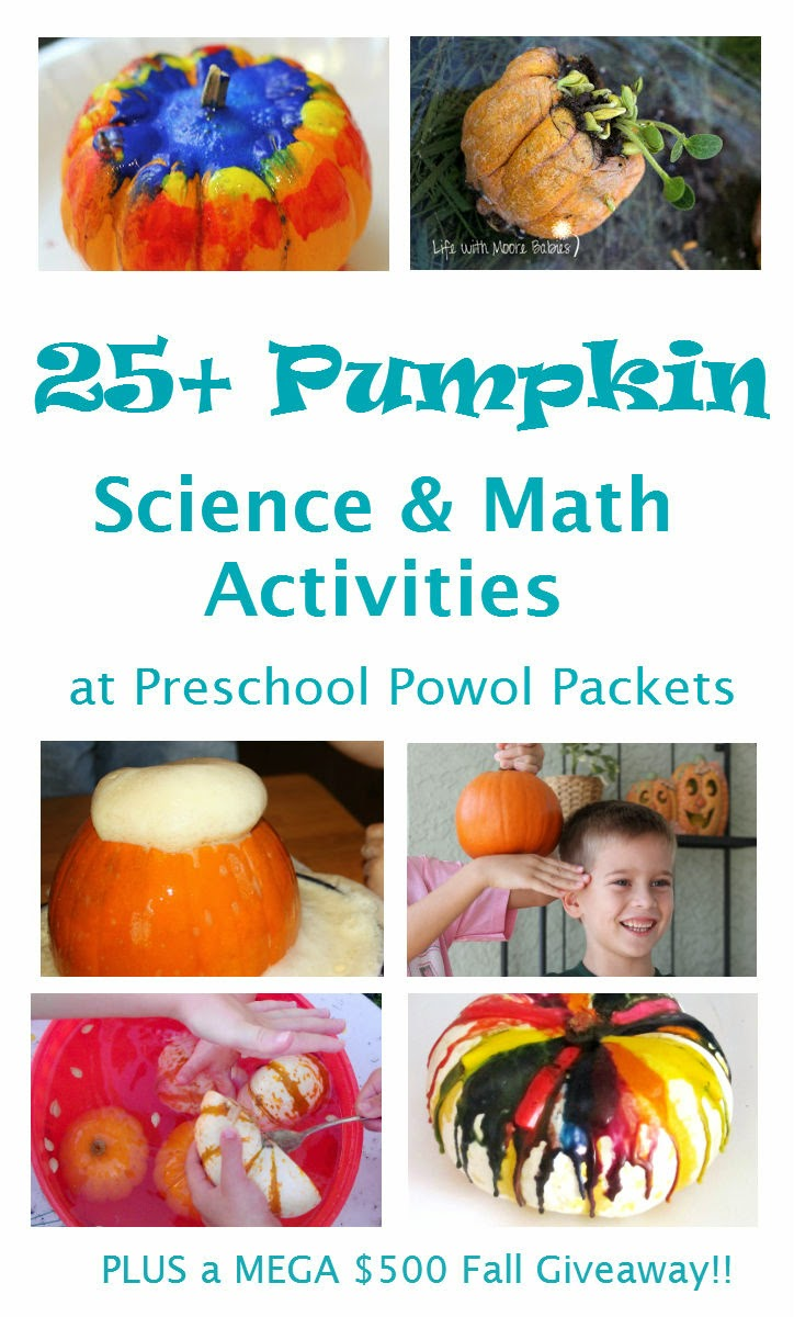preschool pumpkin science activities 25 pumpkin science amp math activities and mega 527
