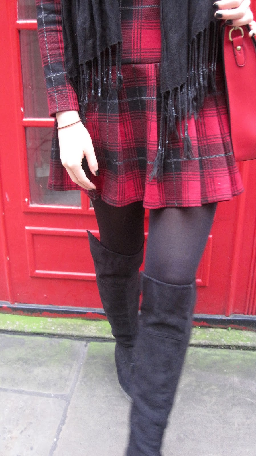 Christmas, Fashion Blogger, Next, London