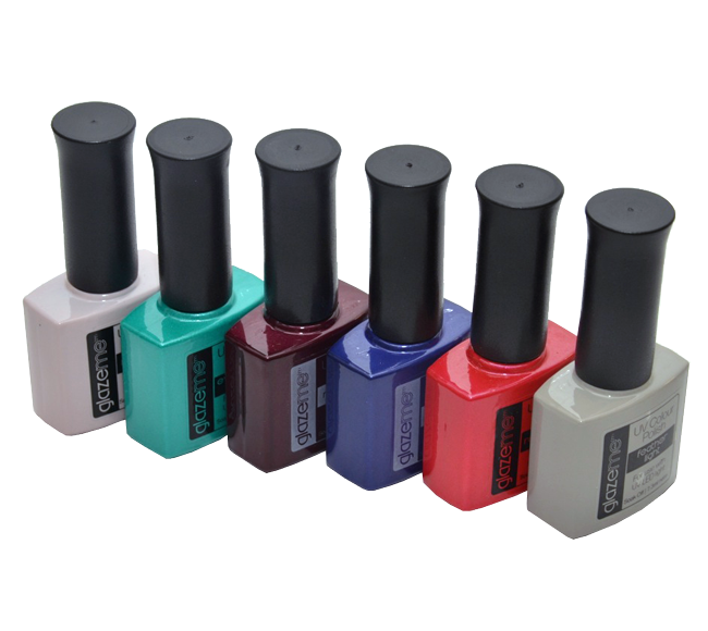 GlazeMe UV Nail Polish
