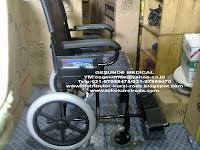 harga kursi roda optima