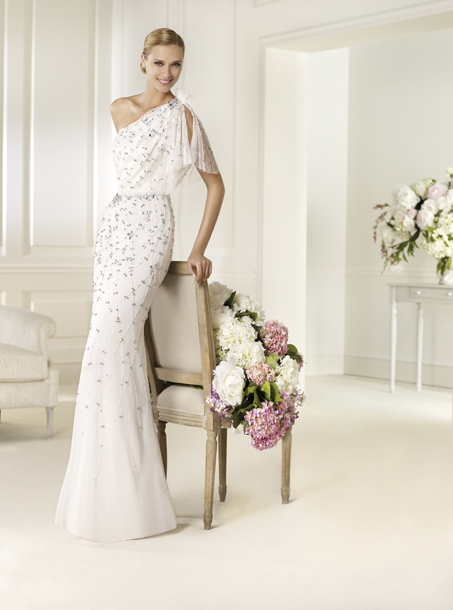 greek goddess wedding dresses w sleeves pics