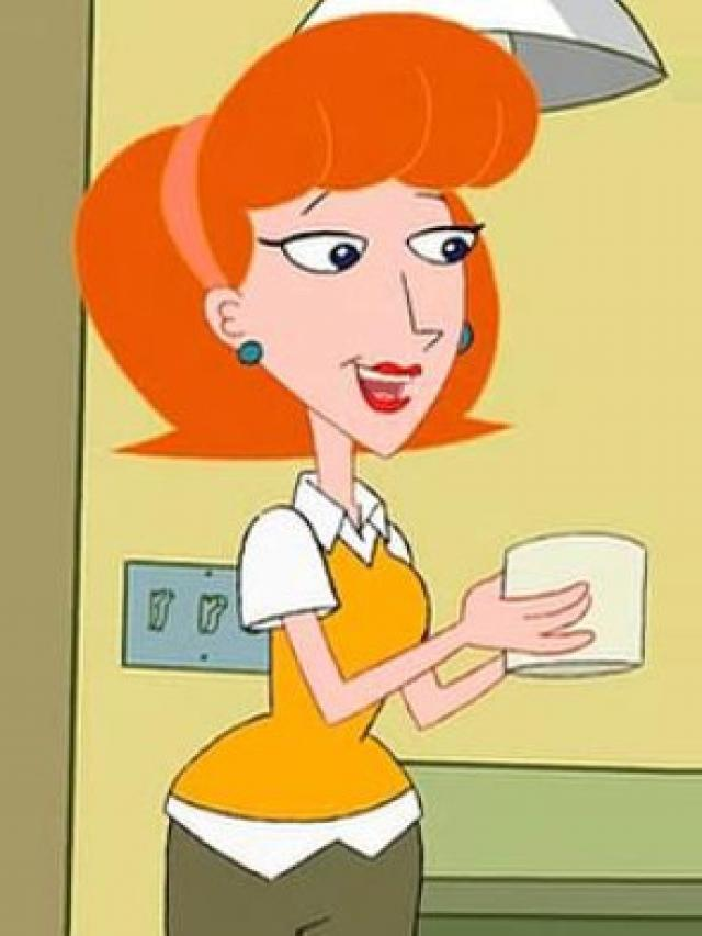 Phineas and ferb linda flynn hentai