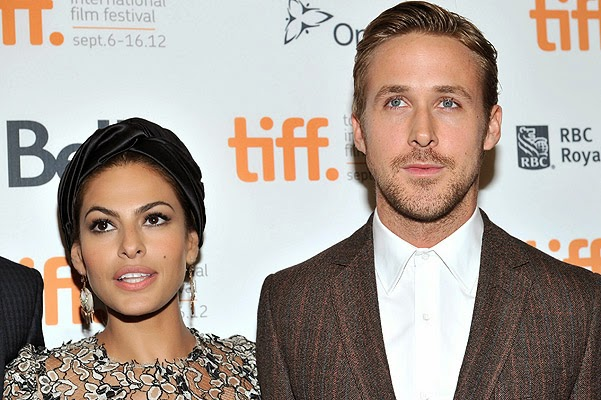 Eva Mendes and Ryan Gosling had a daughter