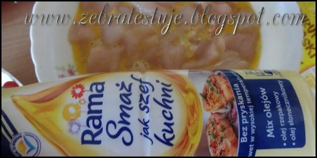 Jak smakuje Rama smaż jak szef kuchni?
