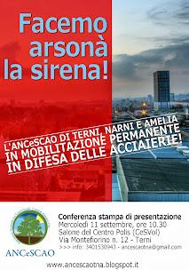 FACEMO ARSONA' LA SIRENA!