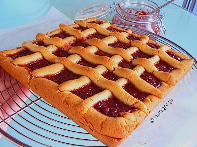 Pasta Flora-Jam Tart