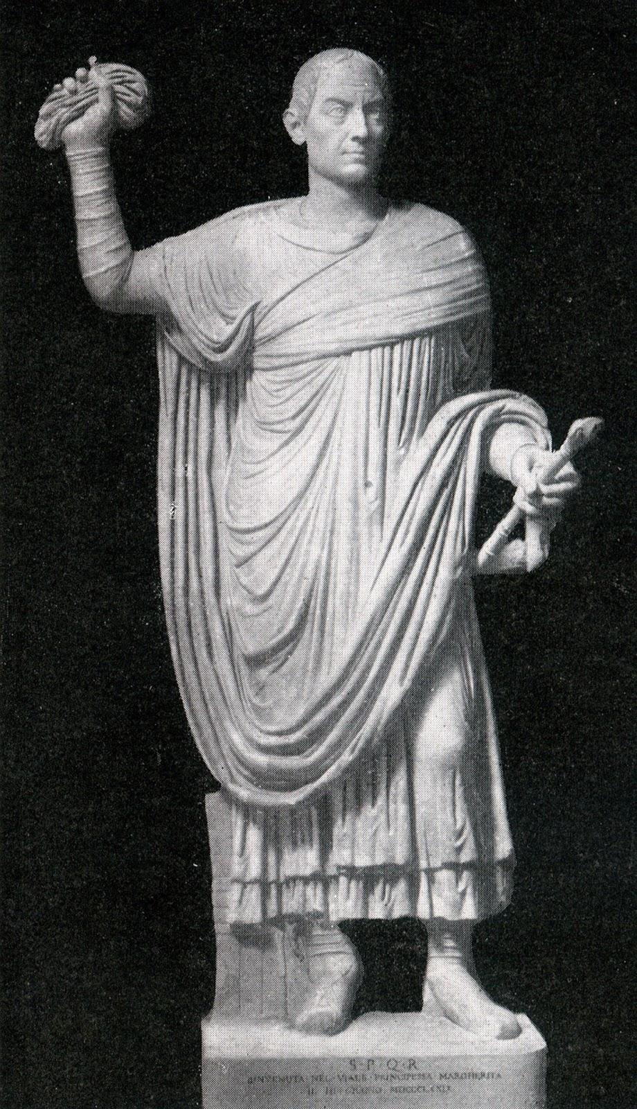 Il costume e la moda gli antichi romani e i loro abiti for Secondi romani