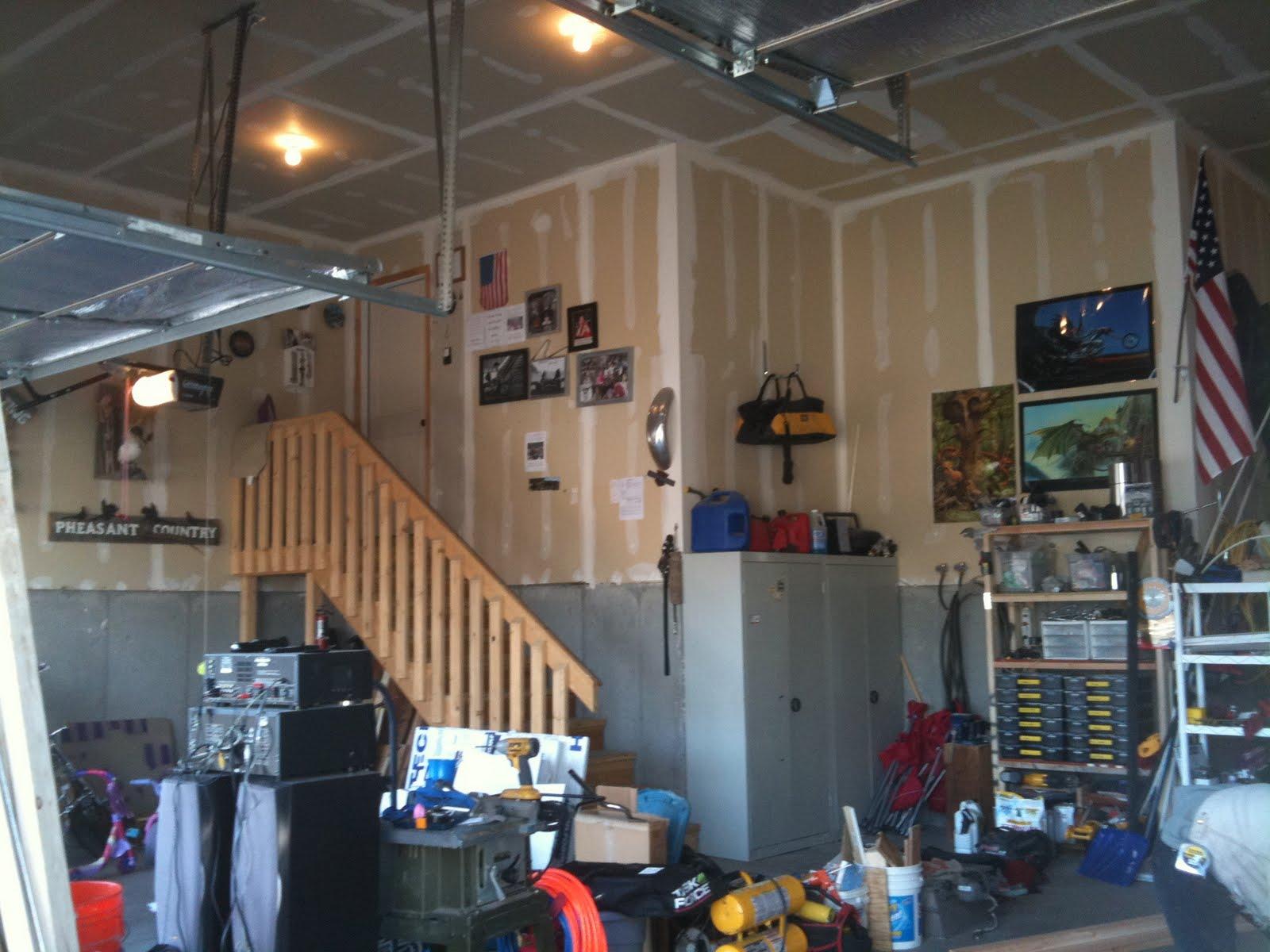 Dan 39 s professional services garage mezzanine Garage storage mezzanine