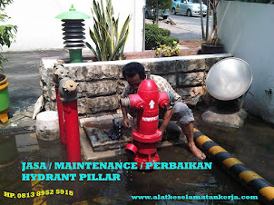 Maintenance Hydrant System untuk Gedung