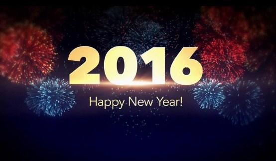ucapan selamat tahun baru 2016 sudah tiba di penghujung tahun 2015 ...