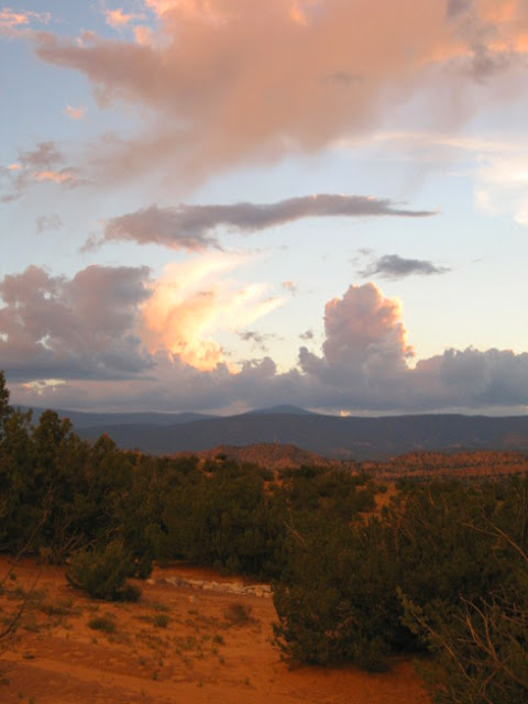 View toward Abiquiu by Karina Allrich
