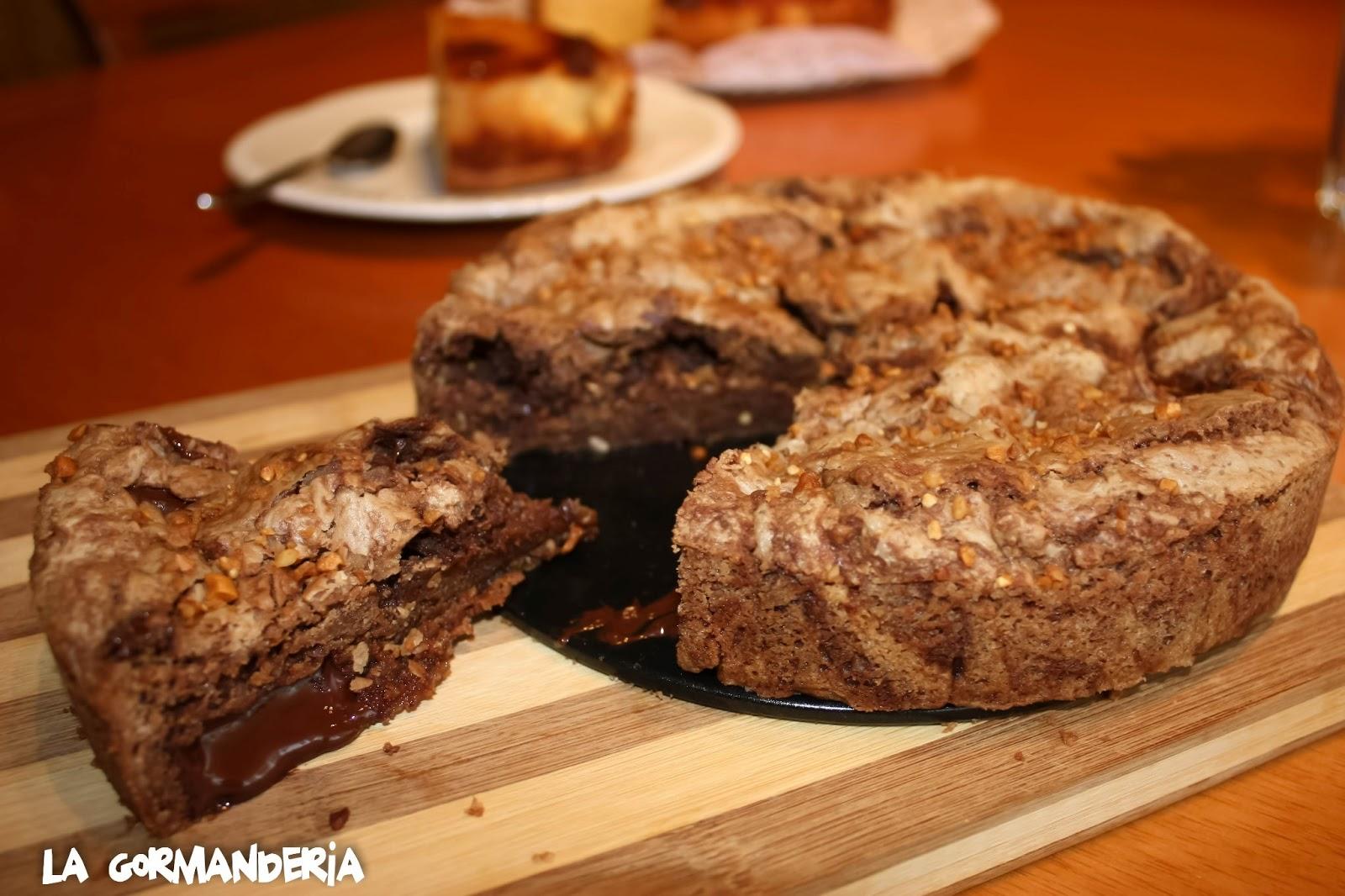 Maxi Cookie de chocolate y crocant