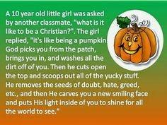A Christian Halloween Tale