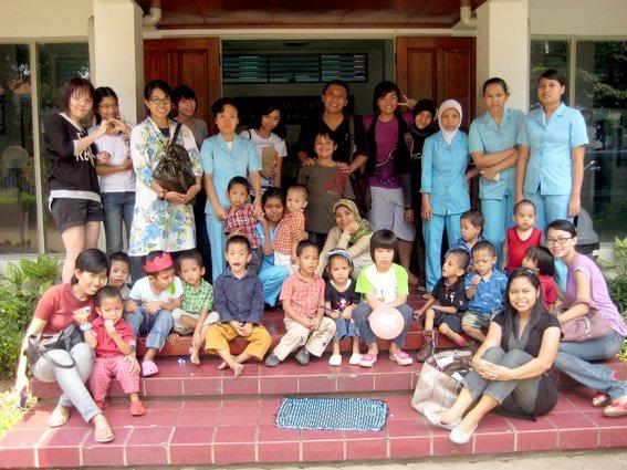 Sayap Ibu Yogyakarta di Yayasan Sayap Ibu
