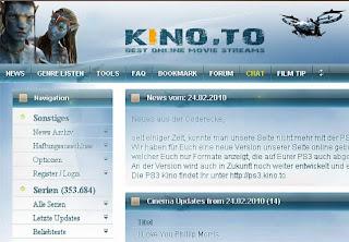 Kino.to movie streaming portal