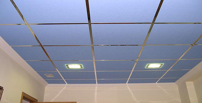 Techos registrables catalana de techos - Placas de techo desmontable ...