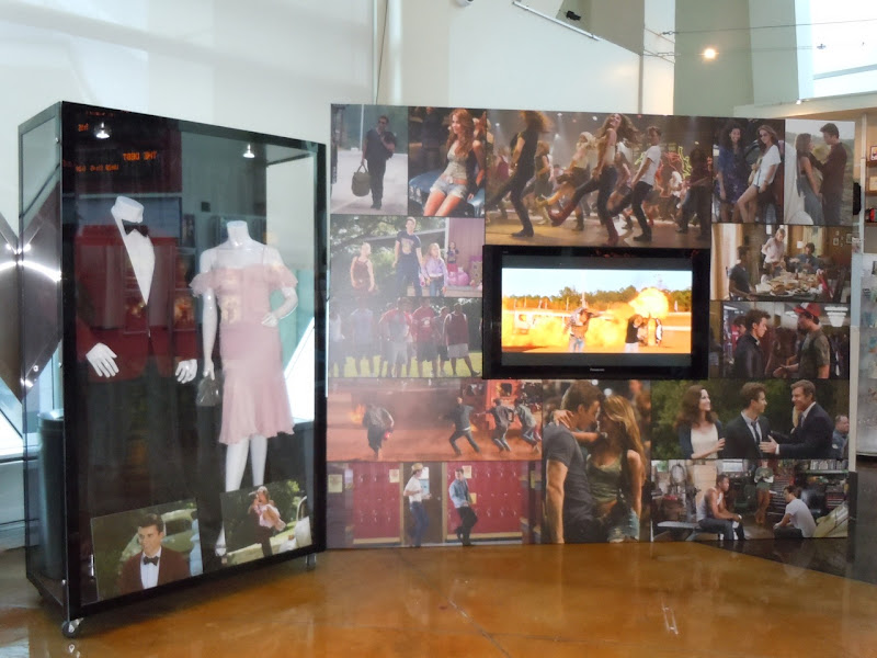 Footloose Prom costume display