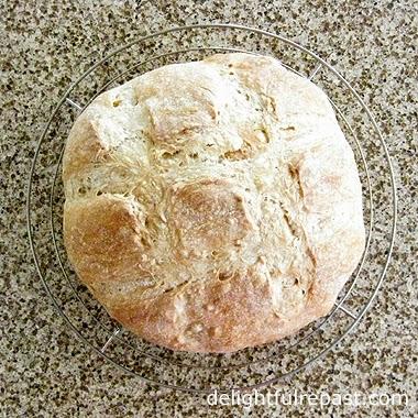 Artisan Bread / www.delightfulrepast.com