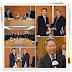นายประเสริฐ บุญชัยสุข รัฐมนตรีว่าการกระทรวงอุตสาหกรรม ให้ประธานสมาพันธ์ธุรกิจเขต คันไซ ประเทศญี่ปุ่นและคณะเข้าพบ