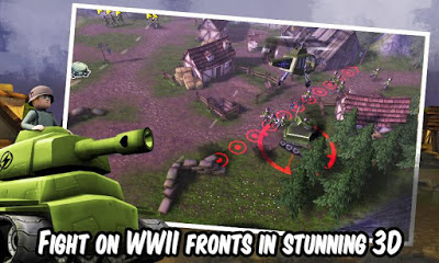 Hills Of Glory 3D v1.1.3 APK Android