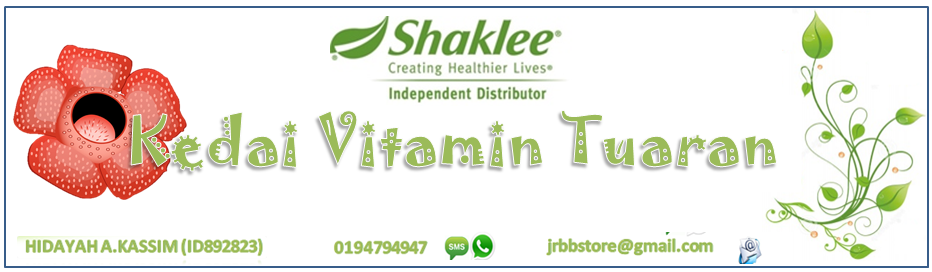 Vitamin Tuaran : All About Healthy Life