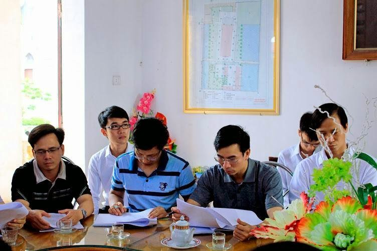 Họp bàn chuẩn bị lễ truyền thống SVCG Bùi Chu tại Kiên Lao