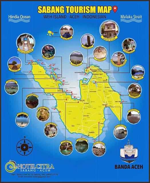 Keliling Indonesia Mulai dari Sabang