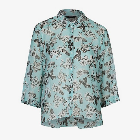asda flower shirt