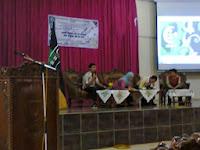 Seminar HMI fak Syariah & Ekonomi Islam