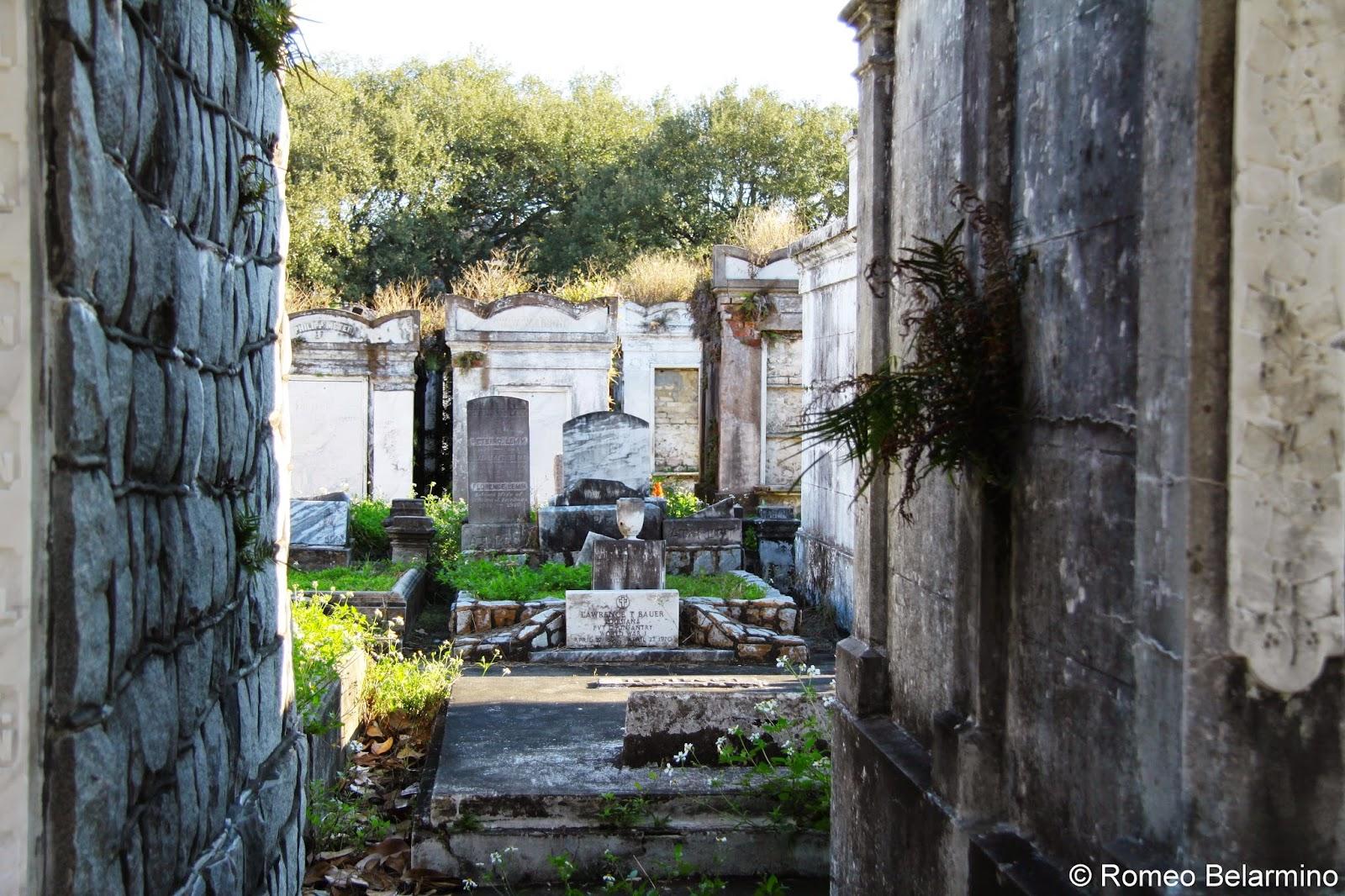 Lafayette Cemetery No. 1 Garden District Walking Tour New Orleans & The Walking Tours of New Orleans | Travel the World pezcame.com