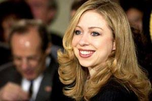 Chelsea Clinton at NBC News