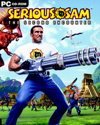 Serious Sam 2 The Second Encounter PC Game 